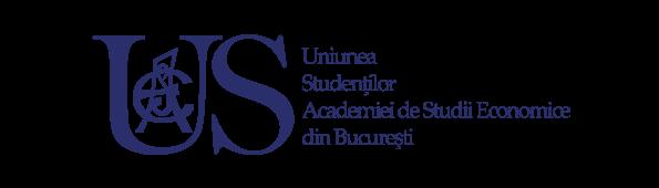 Uniunea Studenților Academiei de Studii Economice din București Logo