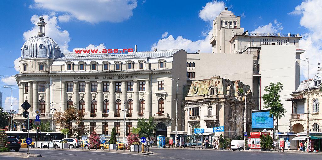 La mulți ani, Academia de Studii Economice din București!