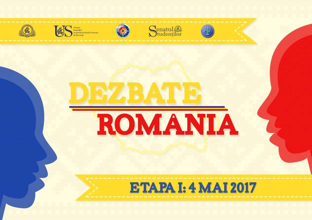 Dezbate România 2017