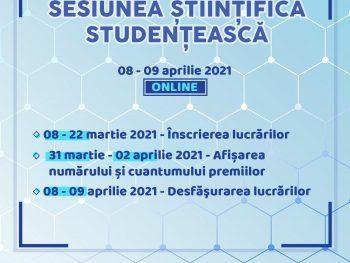 ⚠ Sesiunea științifică studențească ⚠